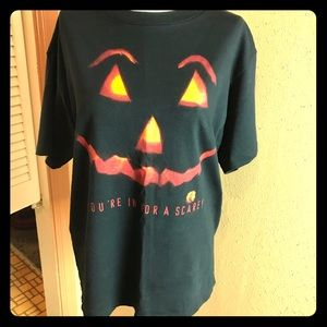 🎃HOST PICK!! 🎃Tee Shirt XL You're In For A Scare